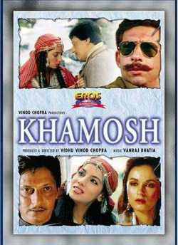 Khamosh movie poster