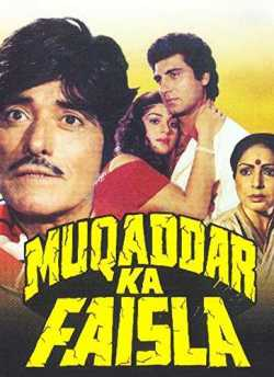 Muqaddar Ka Faisla movie poster