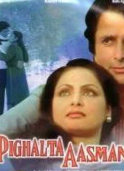 Pighalta Aasman movie poster