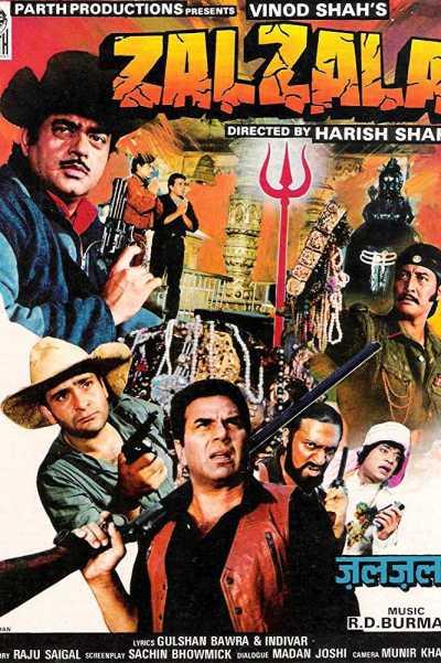 Zalzala movie poster
