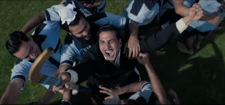 Akshay Kumar in Gold Movie
