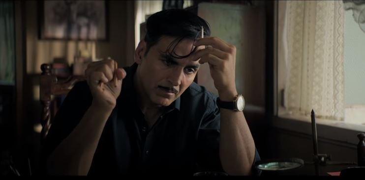 Akshay Kumar in the movie Gold