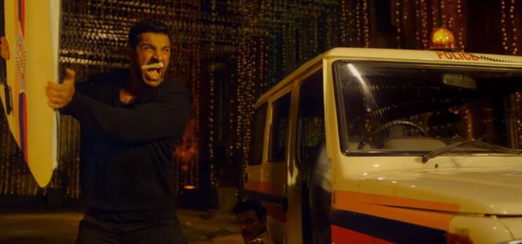 John Abrahm as Jai in Satyameva Jayate