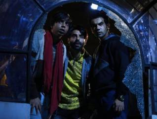 Rajkumar Rao, Aparshakti khurana in Stree