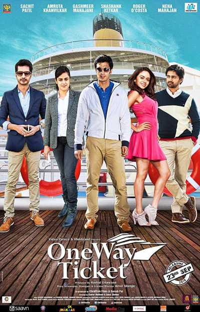 One Way Ticket movie poster