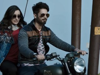 Shahid Kapoor and Shraddha Kapoor in BGMC