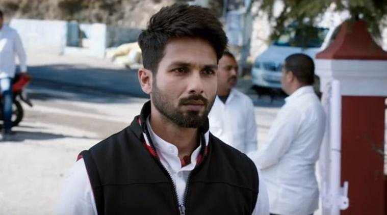 Shahid Kapoor in Batti Gul Meter Chalu Movie