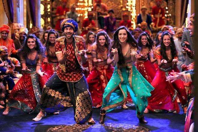 Rajummar Rao and Shraddha Kapoor in Stree movie