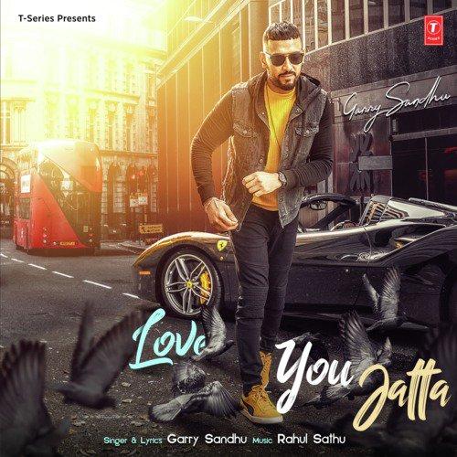 Love You Jatta album artwork