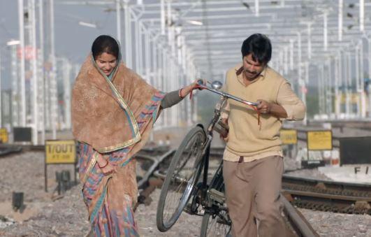Anuskha Sharma and Varun Dhawan in Sui Dhaaga