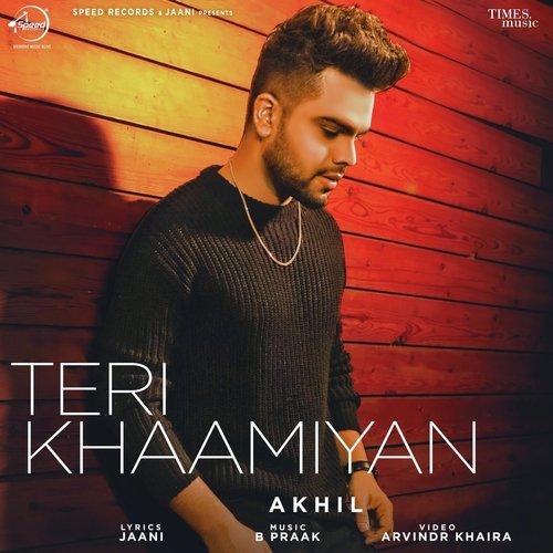Teri Khamiyan album artwork