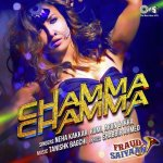 Chamma Chamma album artwork