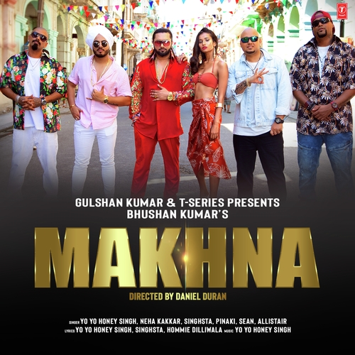 Makhna album artwork