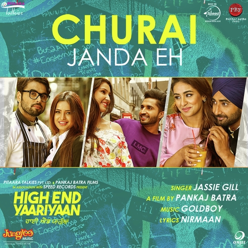 Churai Janda Eh album artwork