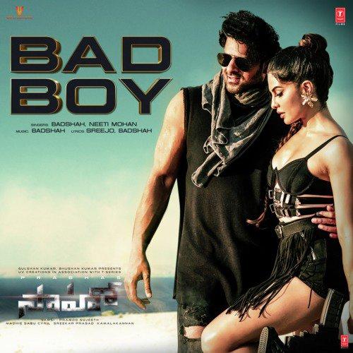 Bad Boy album artwork