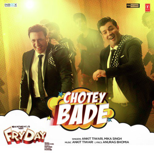 Chotey Bade album artwork