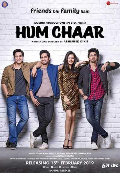 Hum Chaar movie poster