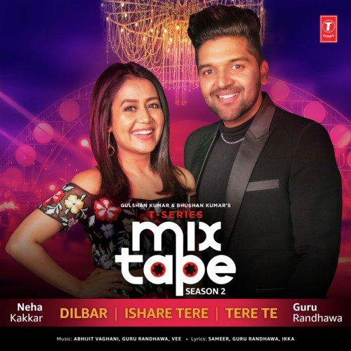 Dilbar-Ishare Tere-Tere Te album artwork