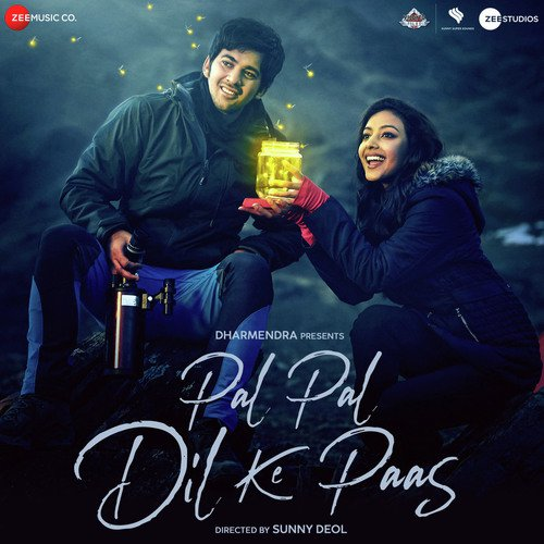 Pal Pal Dil Ke Paas album artwork