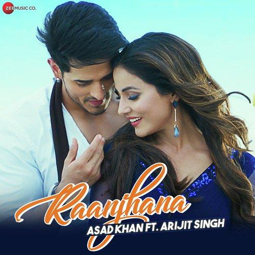 Raanjhana album artwork