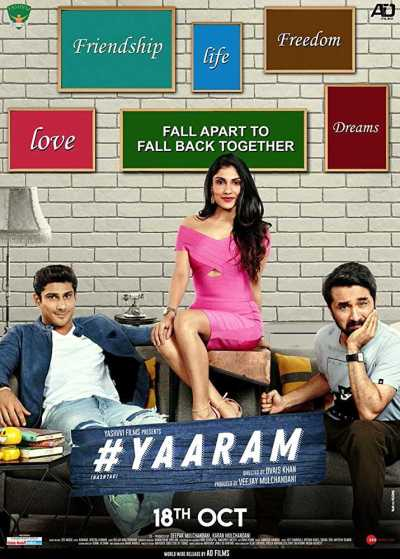 Yaaram movie poster