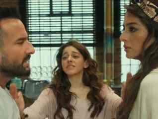 A still from movie Jawaani Jaaneman