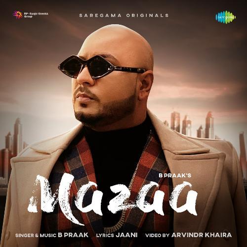 Mazaa album artwork