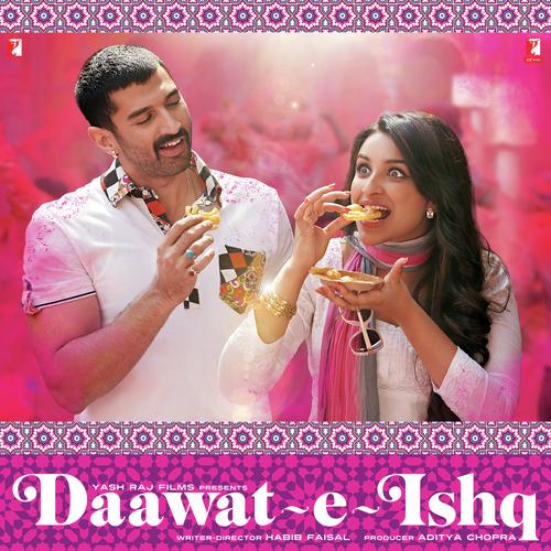 Daawat-e-Ishq album artwork