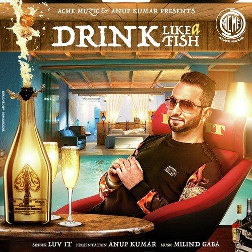 Drink Like a Fish album artwork