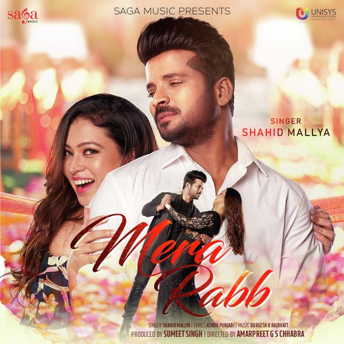 Mera Rabb album artwork
