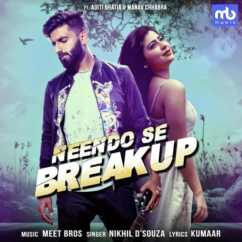 Neendo se breakup album artwork