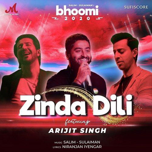 Zinda dili album artwork