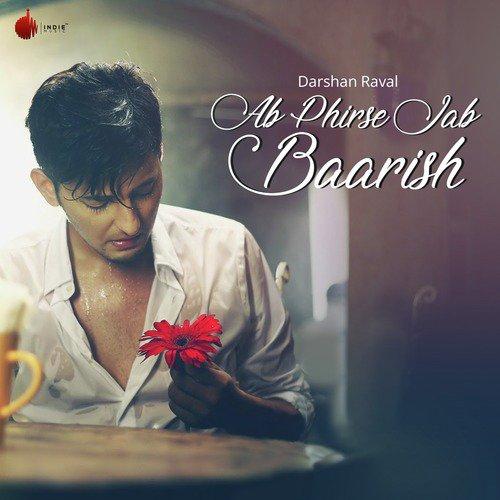 Ab Phirse Jab Baarish album artwork