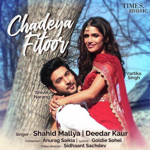 Chadeya Fitoor album artwork