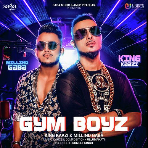 Gym Boyz album artwork