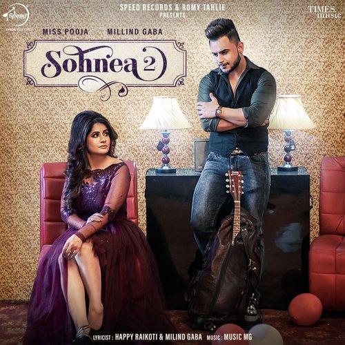 Sohnea 2 album artwork