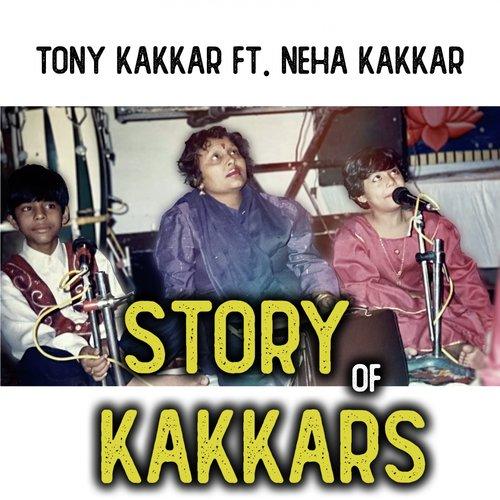Story Of Kakkars, Chapter 2 album artwork