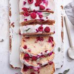 Easy Summer Raspberry Loaf Cake
