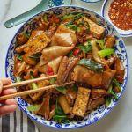 Pad Kee Mao (Drunken Noodles)