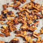 Vegan Coconut Bacon