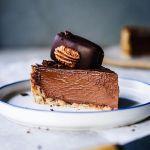 8-Ingredient Chocolate Peanut Butter Ganache Tart