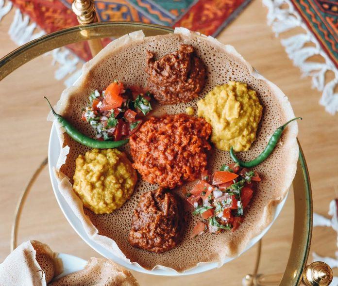 An Exploration of Vegan Ethiopisn Cuisine: Beyaynetu