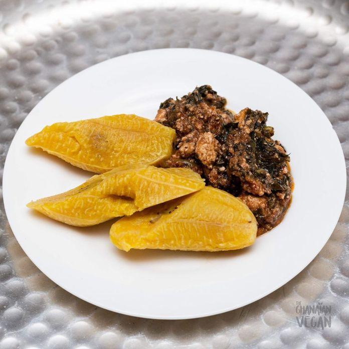 Ghanaian Cuisine: Kontomire Stew
