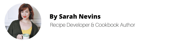 Sarah Nevins Author Bio