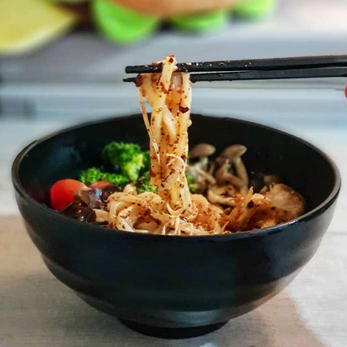 Vegan Singaporean Cuisine: Mala Xiang Guo