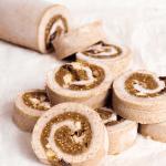 Raw Cinnamon Rolls from Zuzana Fajkusova and Nikki Lefler's Plant Powered Athlete