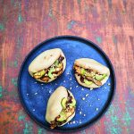 Vegan Mushroom Bao from Meera Sodha's EAST Cookbook