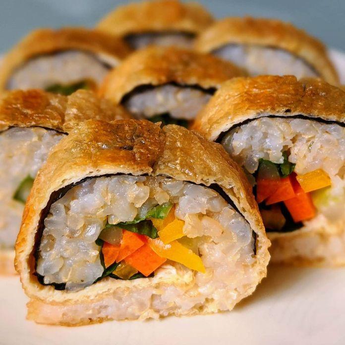 Vegan Japanese Cuisine: Sushi