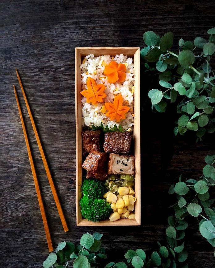 Vegan Japanese Cuisine: Bento