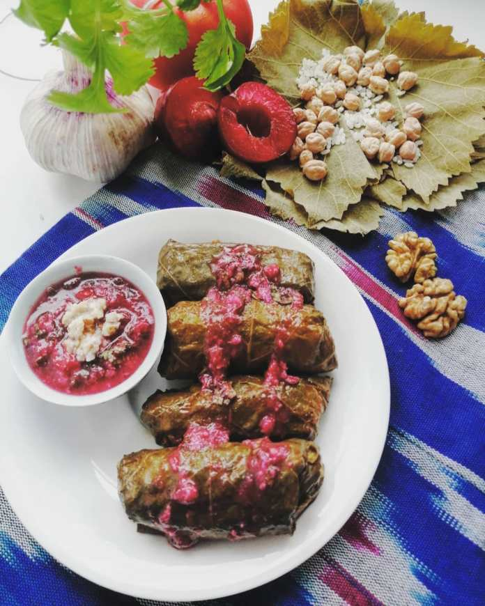 Vegan Uzbek Cuisine: Tokosh